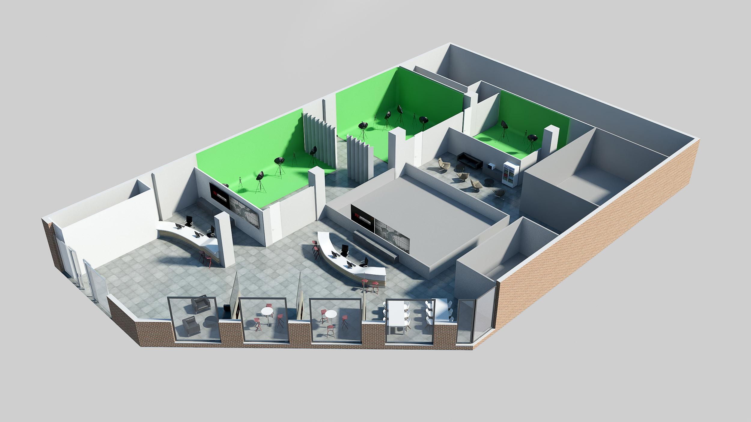 Amo 3d visual estudio de infograf a 3d en zaragoza for Infografia 3d